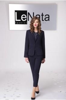 LeNata 31796 т. синий/ синий