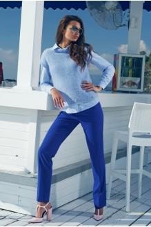 Vesnaletto 1524 синий+голубой+белый