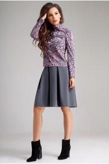 Teffi Style 1286 серый