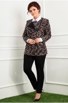 Мода-Юрс 2368 пестрый/черный