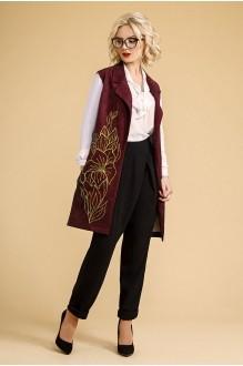 Euro-moda 130 бордо