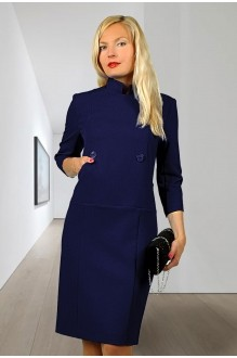 МиА-Мода 816 -3 т. синий