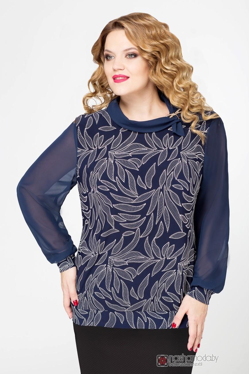 Блузки туники