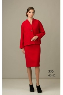 Rosheli 336 красный