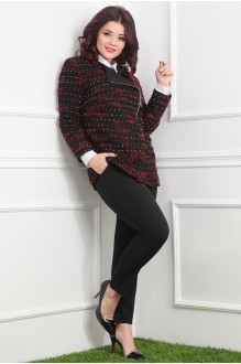 Мода-Юрс 2368 красный/черный