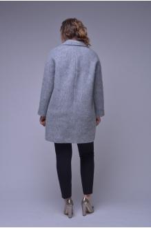 Пальто Prestige 3229 серый фото 2