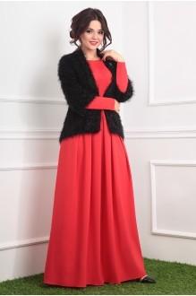 Мода-Юрс 2378 черный/красный