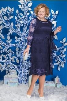 Нинель Шик 5580 темно-синий
