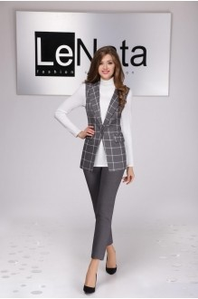 LeNata 31809 серый