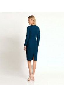 Деловые платья Prio 164980 светло-синий фото 2