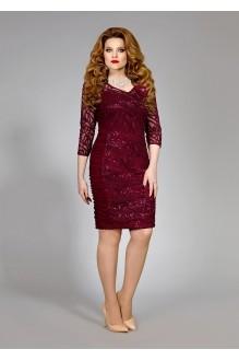 Mira Fashion 4135- 8 бордо