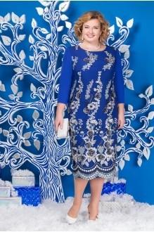 Нинель Шик 5583 василек+синий