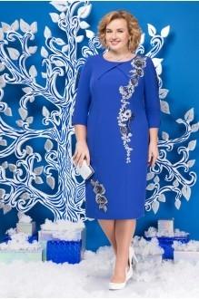 Нинель Шик 5587 василек+синий