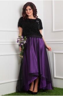 Мода-Юрс 2376 черный/пурпур