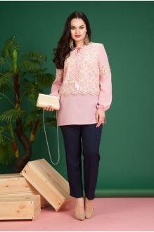 Лилиана 622B  нежно-розовый