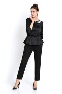 PiRS 292 черная блуза
