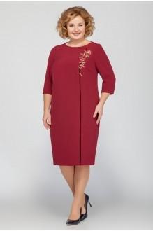 Fashion Lux 1178 бордо