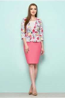 Lady Secret 1573 коралловая юбка