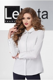 LeNata 11931 бежевая полоска