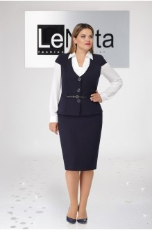 LeNata 31921 бел. блуза