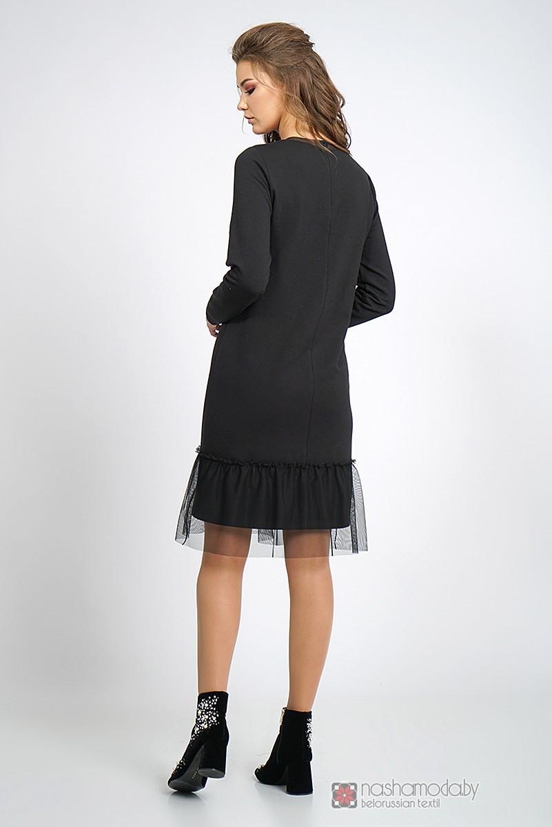049a5de42bbbe3e Платье ALANI COLLECTION 804 черный - Наша Мода Брест, женская одежда ...