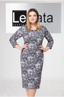 LeNata 12590 серо-синий