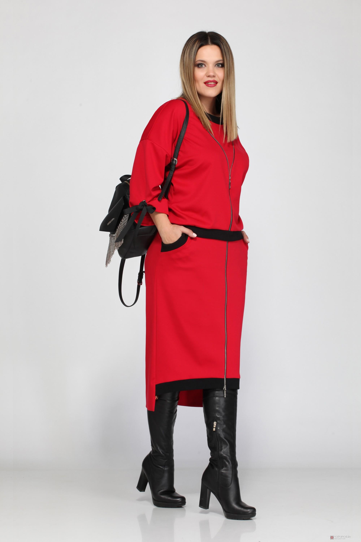 Модель Lady Secret 1583 -1 красный
