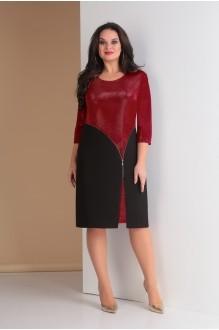 Ksenia Stylе 1604 красный+черный