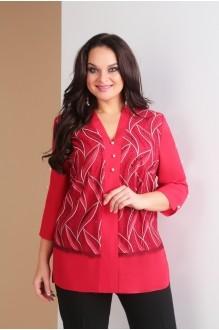 Ksenia Style 1599 красный+красный