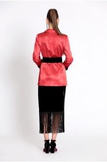 Жакет (пиджак) EOLA 1600 красный фото 5
