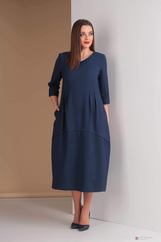 848002a883aa0ad Платье Rishelie 660 .1 - Наша Мода Брест, женская одежда по оптовым ...