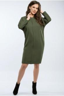 Teffi Style 1378 зелёный