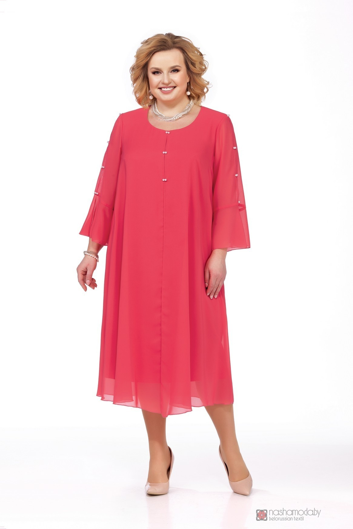 Модель Pretty 851 розовый