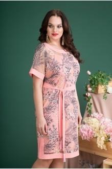 Лилиана 714 нежно розовый