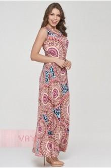 VAY 191-3510 узор розовый