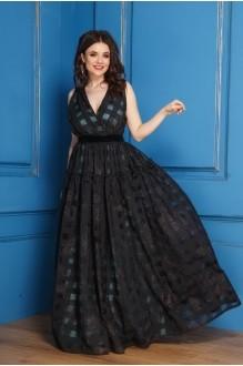 Anastasia 333 чёрно-голубой