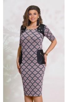Vittoria Queen 8533 розовый с черным