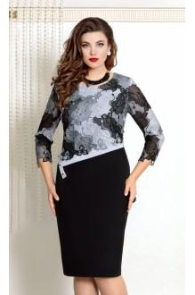 *Распродажа Vittoria Queen 7563 серый+чёрный