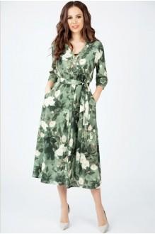 Teffi Style 1387 зелёный