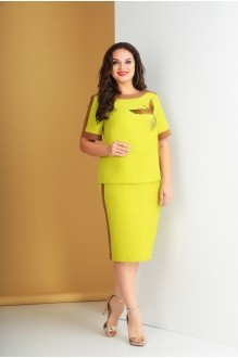 Ksenia Stylе 1631А светло-желтый