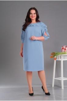 Анастасия Мак 589 голубой