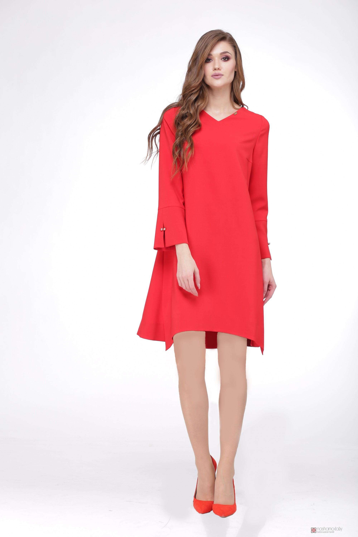Модель Карина Делюкс В-101 красный