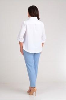 Модель Diomant 1437 с голубыми брюками фото 2