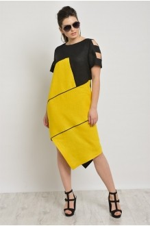 MALI 498 чёрно-жёлтый