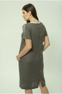 Платье MALI 4111 серый фото 5