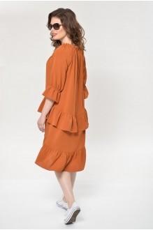 Платье MALI 499 сиена фото 6
