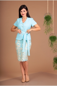 Модель Мода-Юрс 2469 голубой фото 3