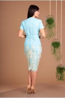 Модель Мода-Юрс 2469 голубой фото 4
