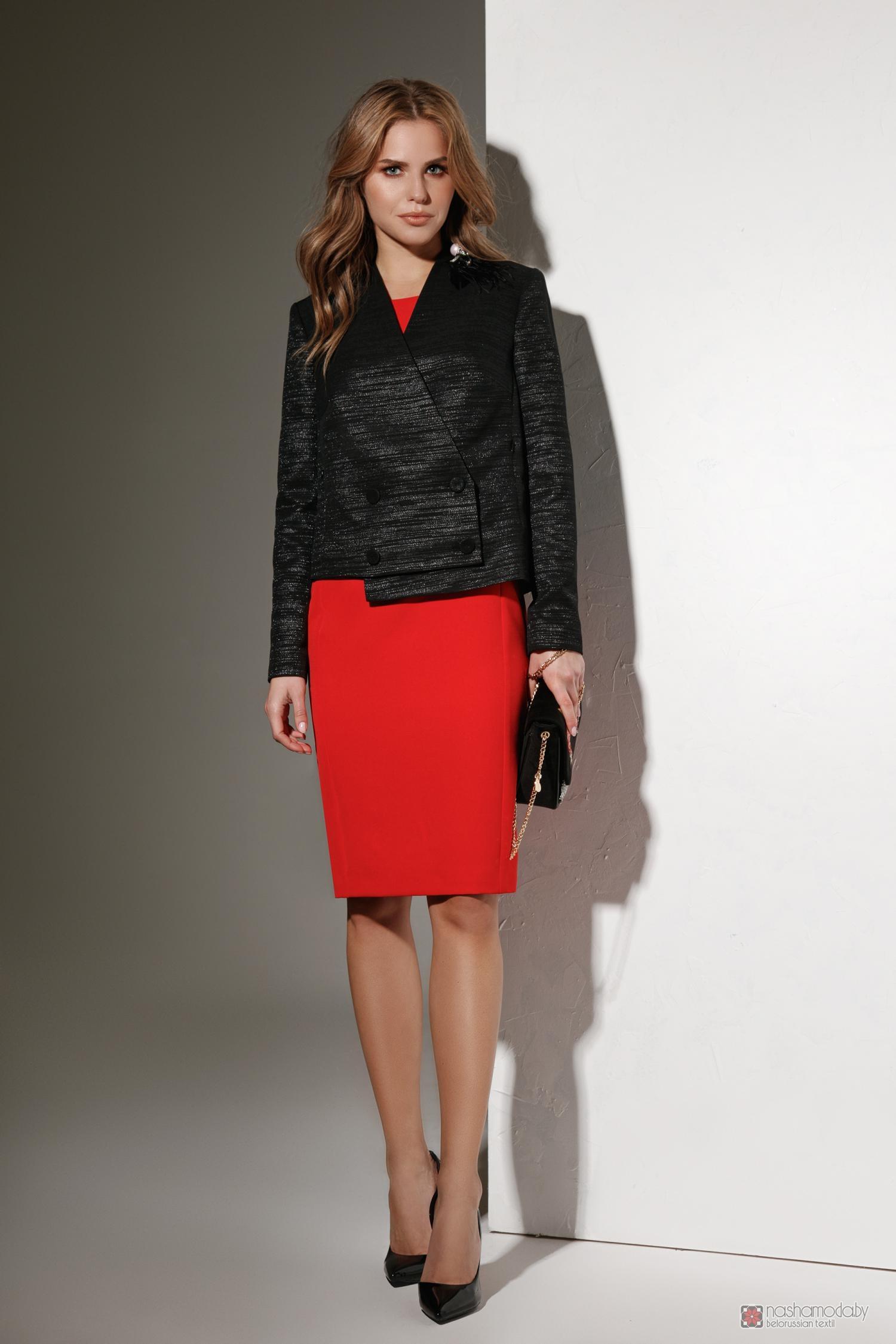 Модель Lokka 550 жакет+платье