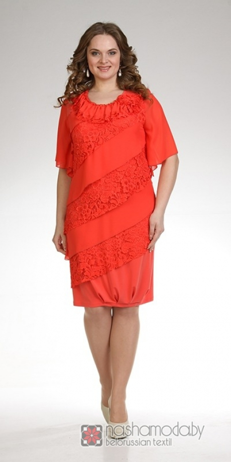 Повседневное платье Milana 470